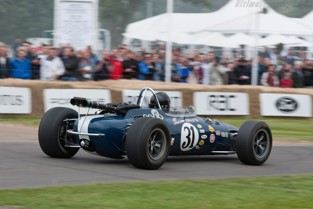 Eagle Mk2 Ford - Chassis: 201   - 2012 Goodwood Festival of Speed