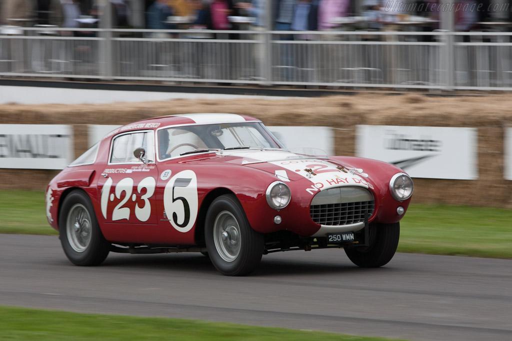 Ferrari 250 MM - Chassis: 0352MM   - 2012 Goodwood Festival of Speed