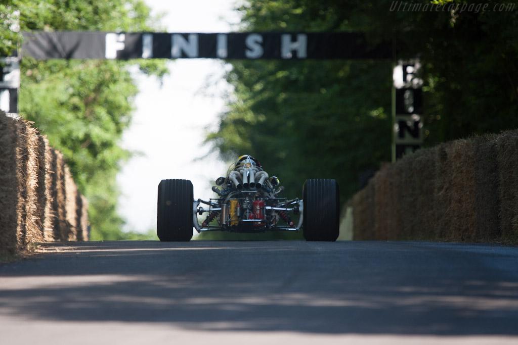 Ferrari 312 F1 - Chassis: 0007   - 2012 Goodwood Festival of Speed