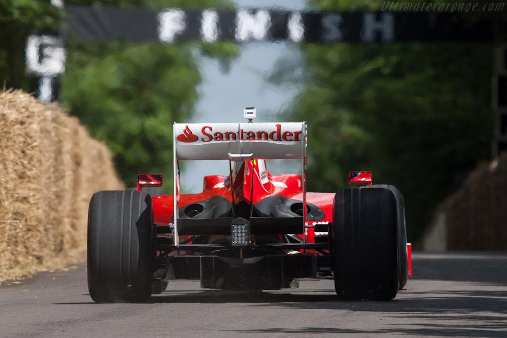 Ferrari F60 - Chassis: 279 - Driver: Marc Gene  - 2012 Goodwood Festival of Speed