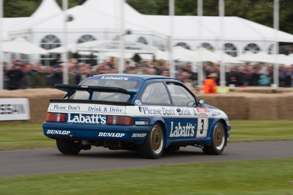 Ford Sierra RS Cosworth    - 2012 Goodwood Festival of Speed