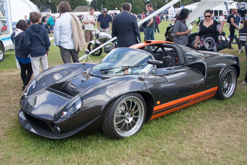 GDT 70    - 2012 Goodwood Festival of Speed