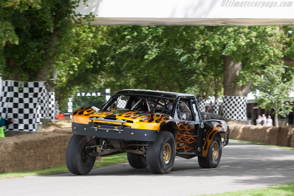 Geiser Brothers Trophy Truck    - 2012 Goodwood Festival of Speed