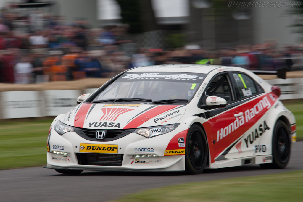 Honda Civic NGTC    - 2012 Goodwood Festival of Speed