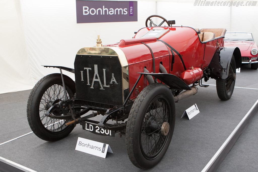 Itala Grand Prix - Chassis: 871   - 2012 Goodwood Festival of Speed