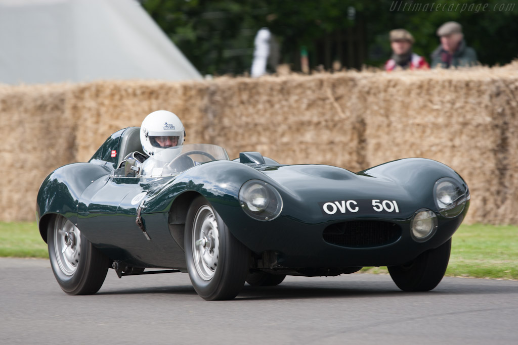 Jaguar D-Type - Chassis: XKC 401   - 2012 Goodwood Festival of Speed