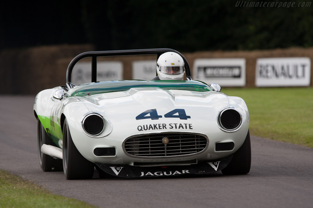 Jaguar E-Type Group 44 - Chassis: UE1S/24250   - 2012 Goodwood Festival of Speed
