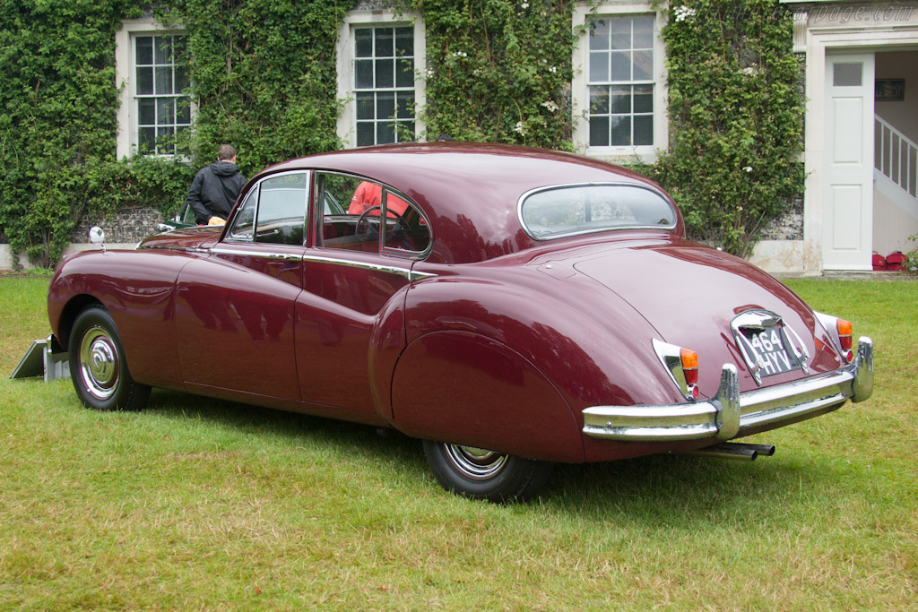 Jaguar MkVII    - 2012 Goodwood Festival of Speed