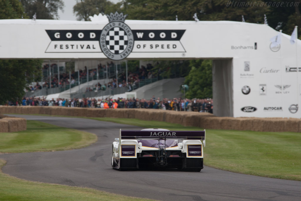 Jaguar XJR-11 - Chassis: 590   - 2012 Goodwood Festival of Speed