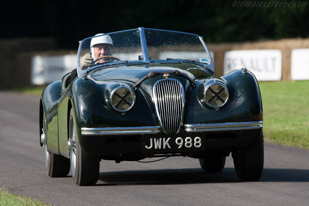 Jaguar XK120 - Chassis: 660057   - 2012 Goodwood Festival of Speed