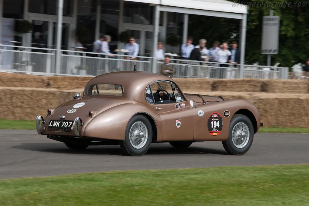 Jaguar XK120 FHC - Chassis: 669002   - 2012 Goodwood Festival of Speed