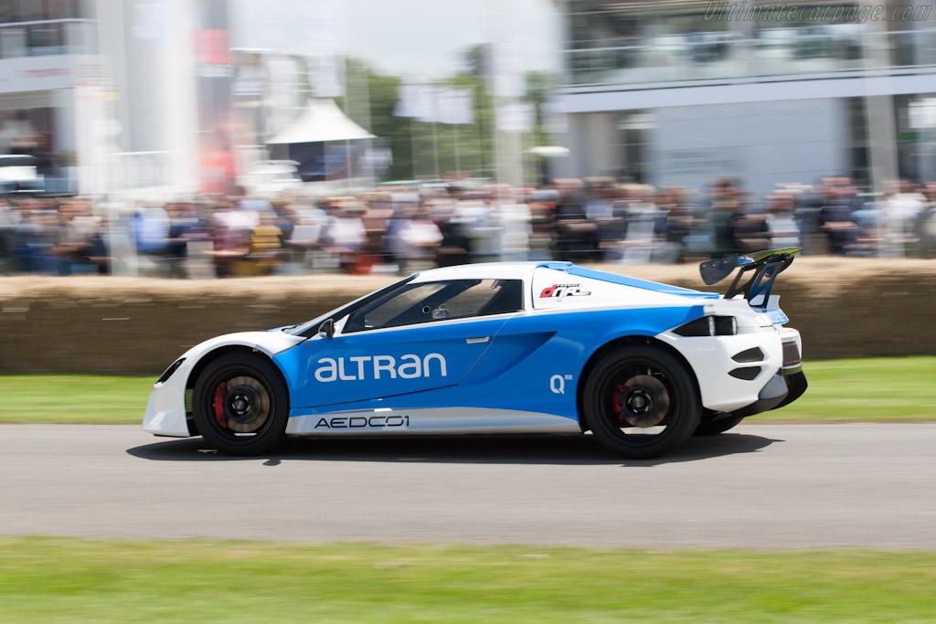 K1 Evelio    - 2012 Goodwood Festival of Speed