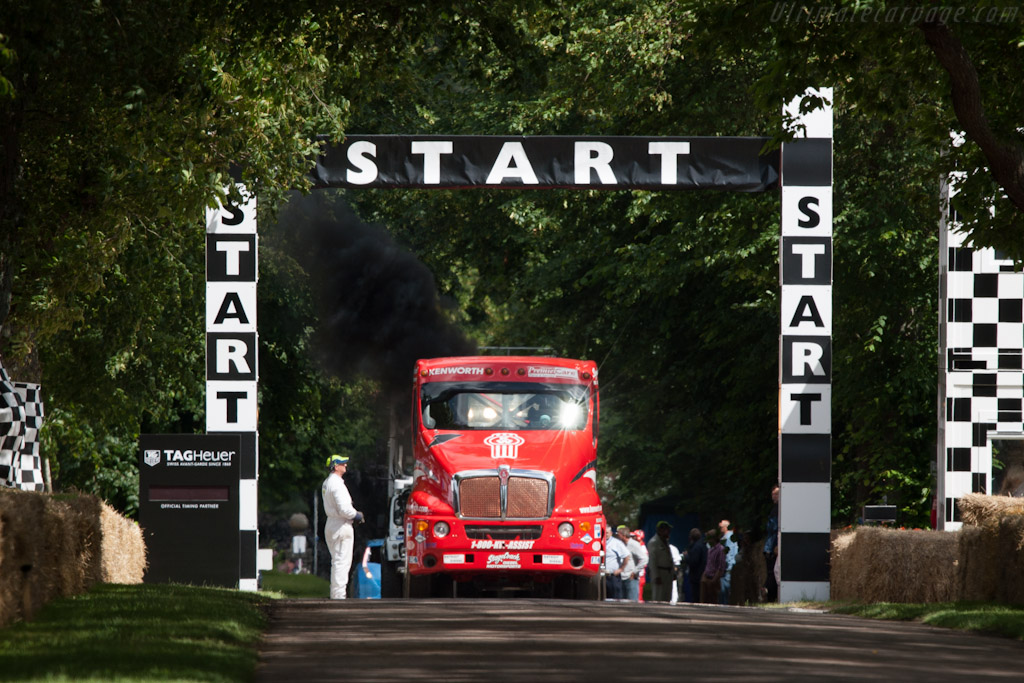 Kenworth T2000 'Pikes Peak'    - 2012 Goodwood Festival of Speed
