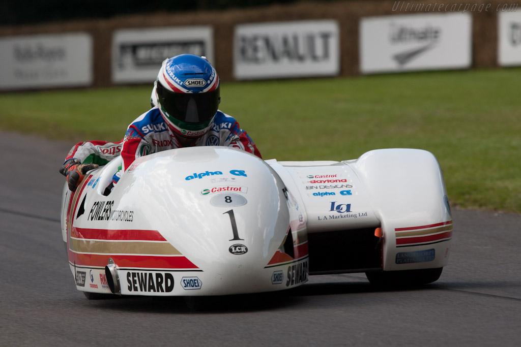 LCR TZ500 Yamaha    - 2012 Goodwood Festival of Speed