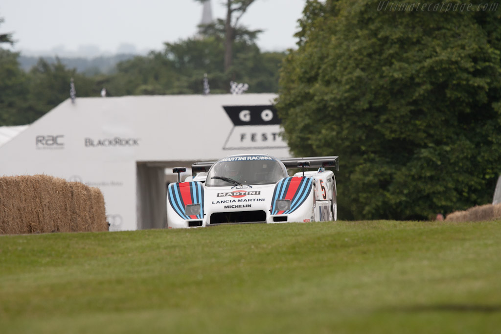 Lancia LC2 - Chassis: 0002   - 2012 Goodwood Festival of Speed