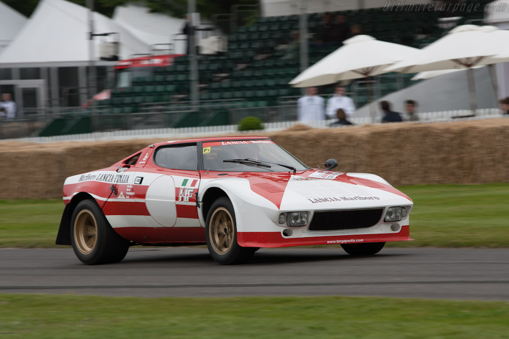 Lancia Stratos    - 2012 Goodwood Festival of Speed