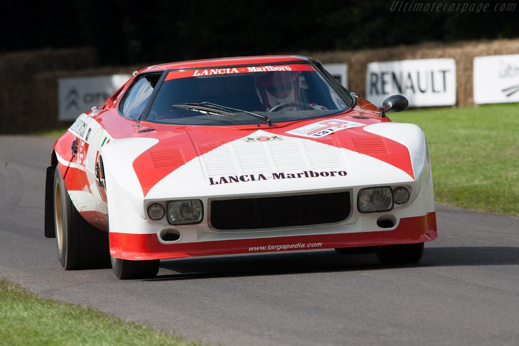 Lancia Stratos   - 2012 Goodwood Festival of Speed