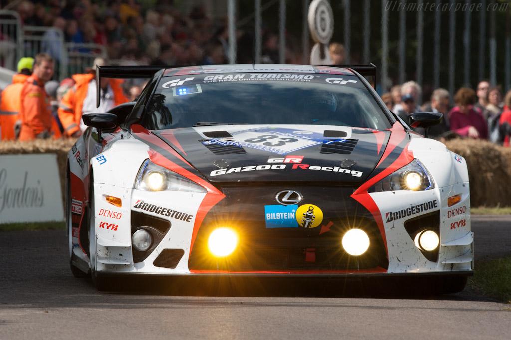 Lexus LFA Gazoo    - 2012 Goodwood Festival of Speed