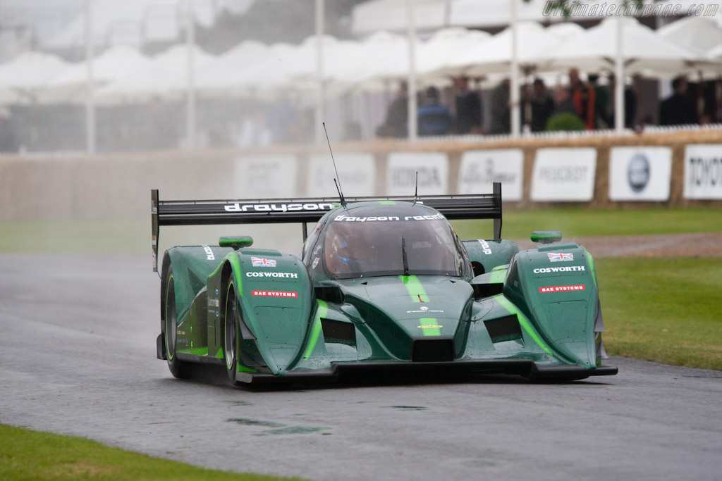 Lola B12/69 Drayson EV - Chassis: HU03   - 2012 Goodwood Festival of Speed