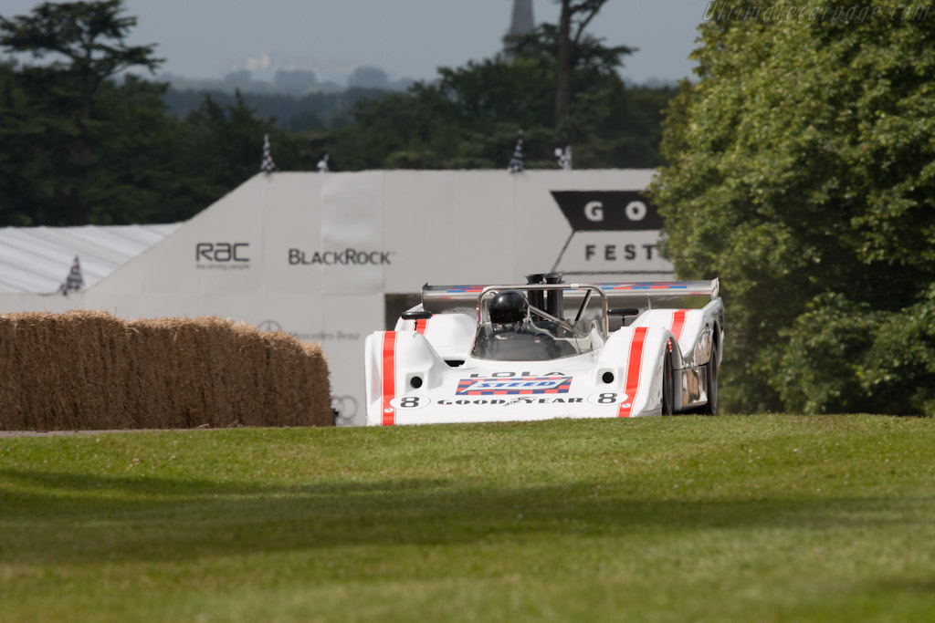 Lola T310 Chevrolet - Chassis: HU01   - 2012 Goodwood Festival of Speed