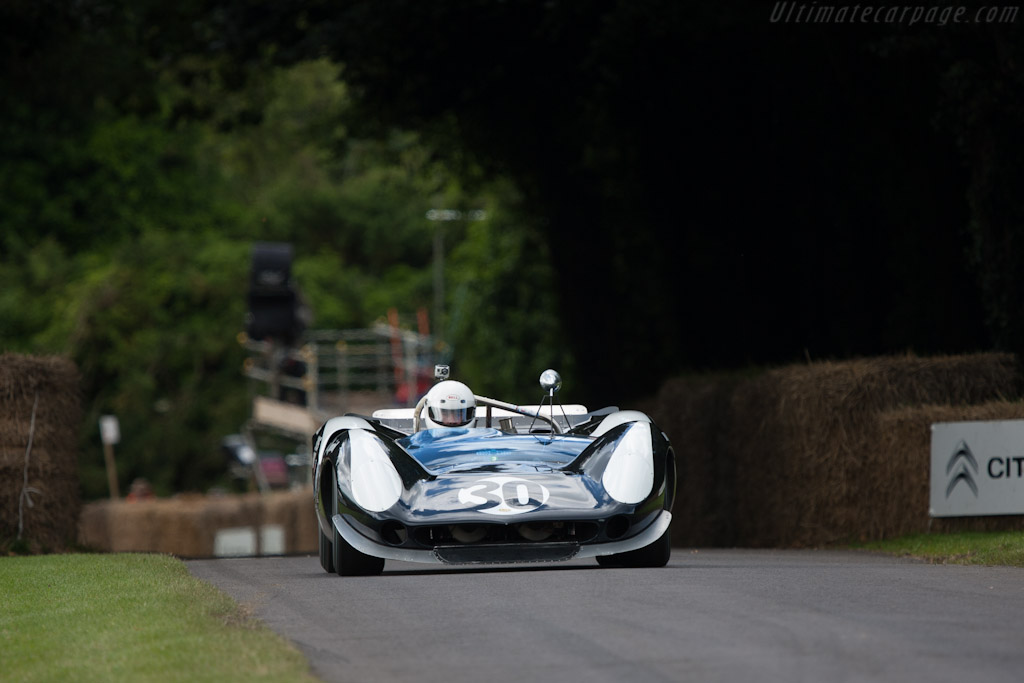 Lola T70 Spyder Ford - Chassis: SL71/34   - 2012 Goodwood Festival of Speed
