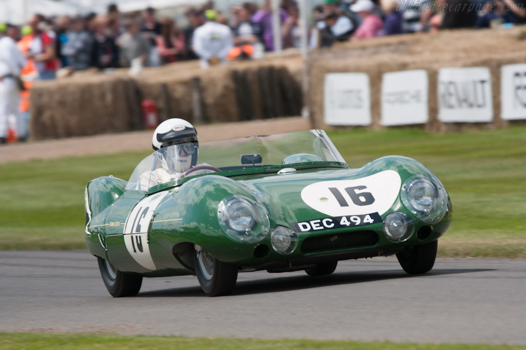 Lotus 11 Climax - Chassis: 211   - 2012 Goodwood Festival of Speed