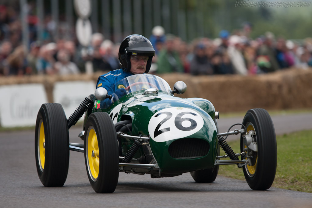 Lotus 12 Climax - Chassis: 353   - 2012 Goodwood Festival of Speed