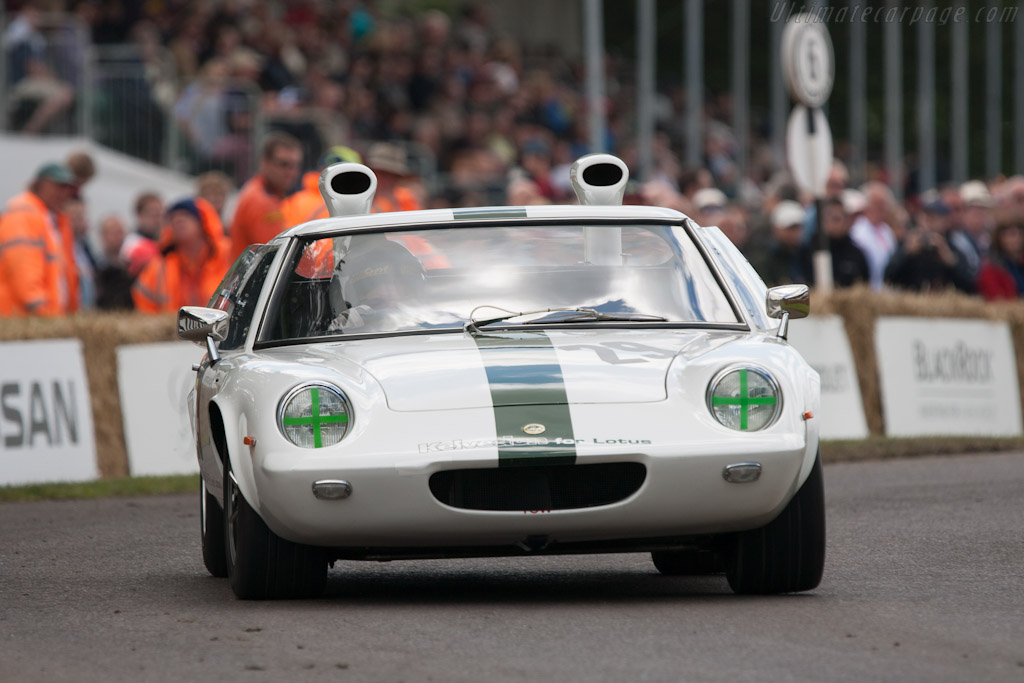 Lotus 47 GT - Chassis: 47/GT/04   - 2012 Goodwood Festival of Speed