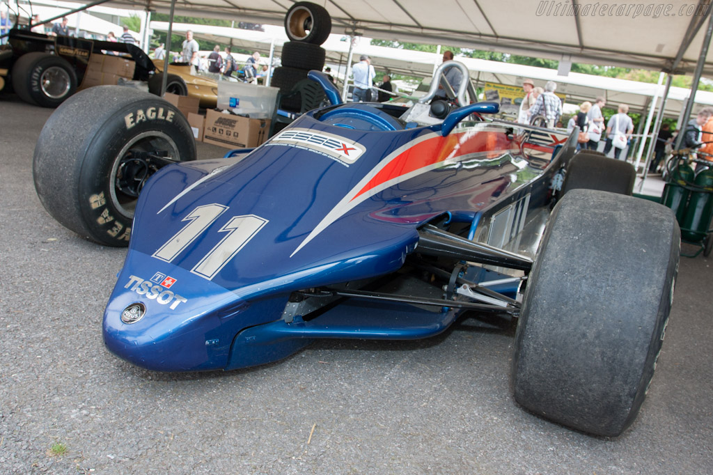 Lotus 86 Cosworth    - 2012 Goodwood Festival of Speed