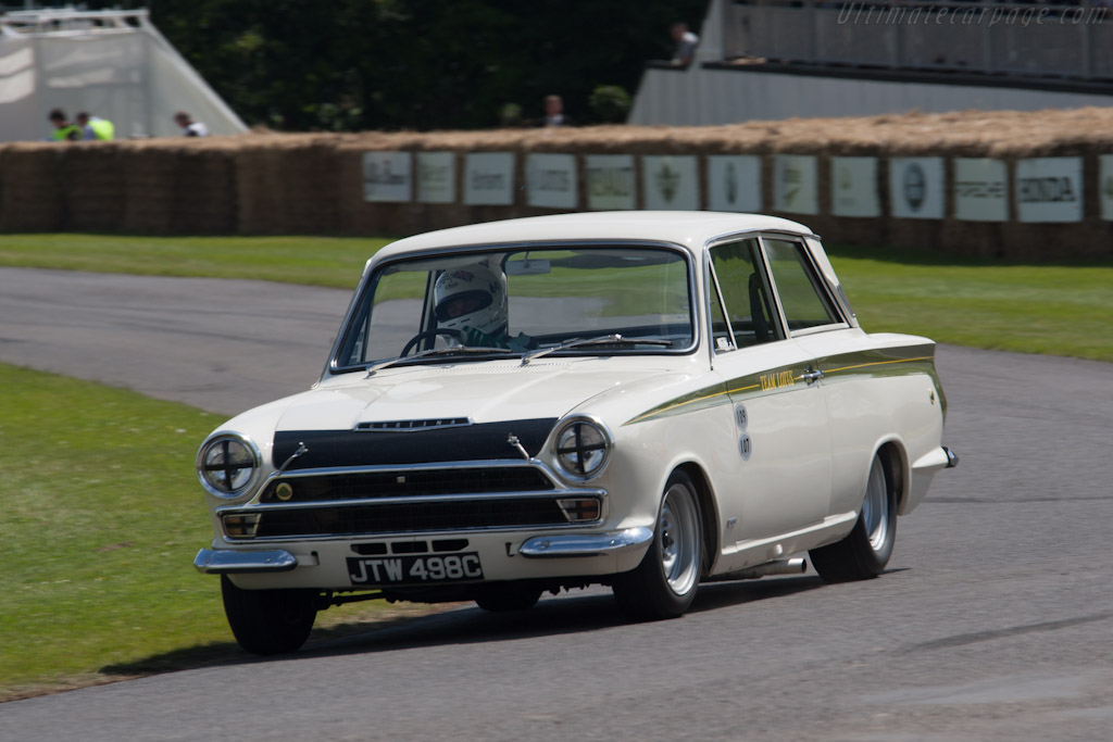 Lotus Cortina - Chassis: 424567S   - 2012 Goodwood Festival of Speed