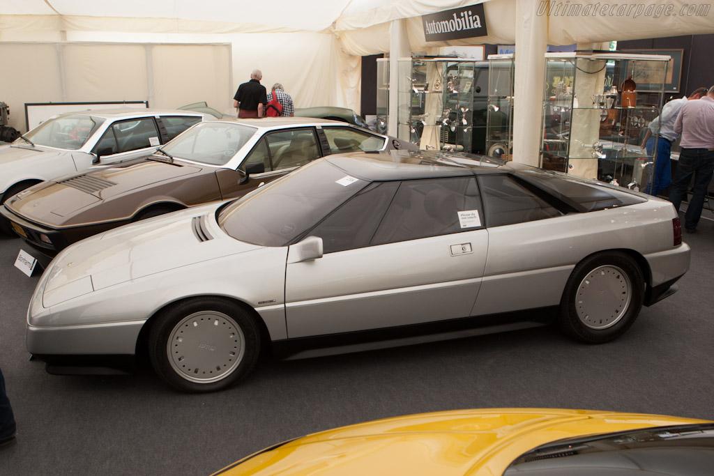 Lotus Etna    - 2012 Goodwood Festival of Speed