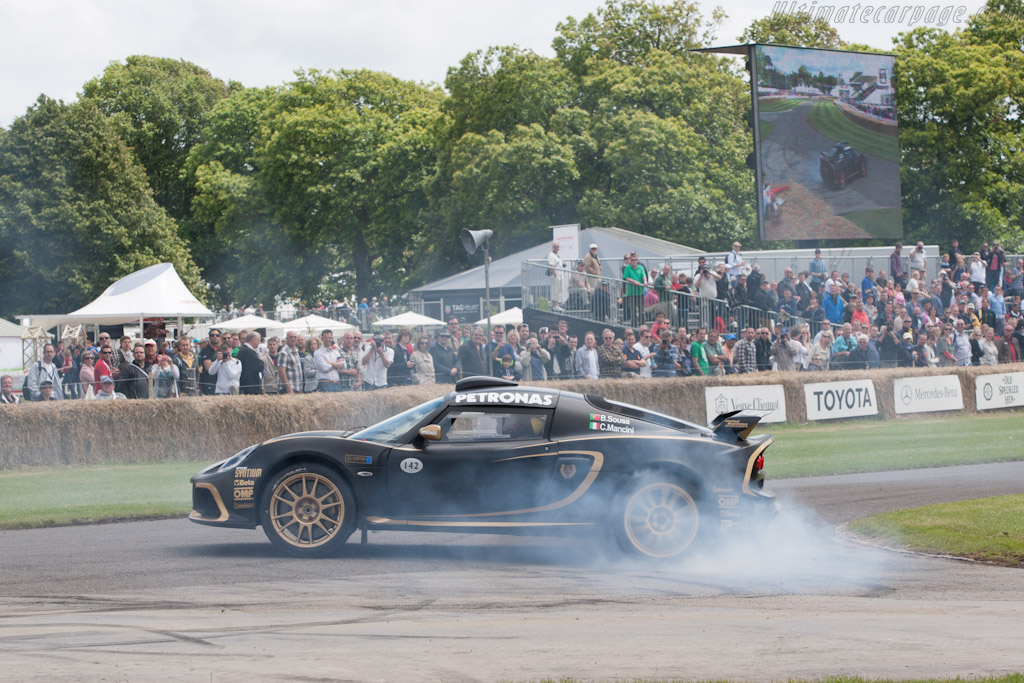 Lotus Exige R-GT    - 2012 Goodwood Festival of Speed