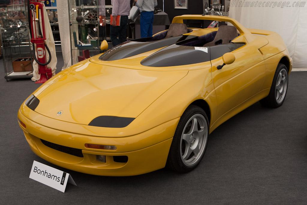Lotus M200 Speedster    - 2012 Goodwood Festival of Speed