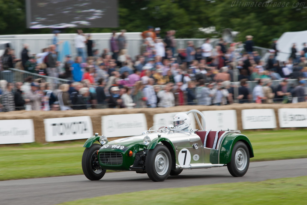 Lotus Seven - Chassis: SB1347   - 2012 Goodwood Festival of Speed