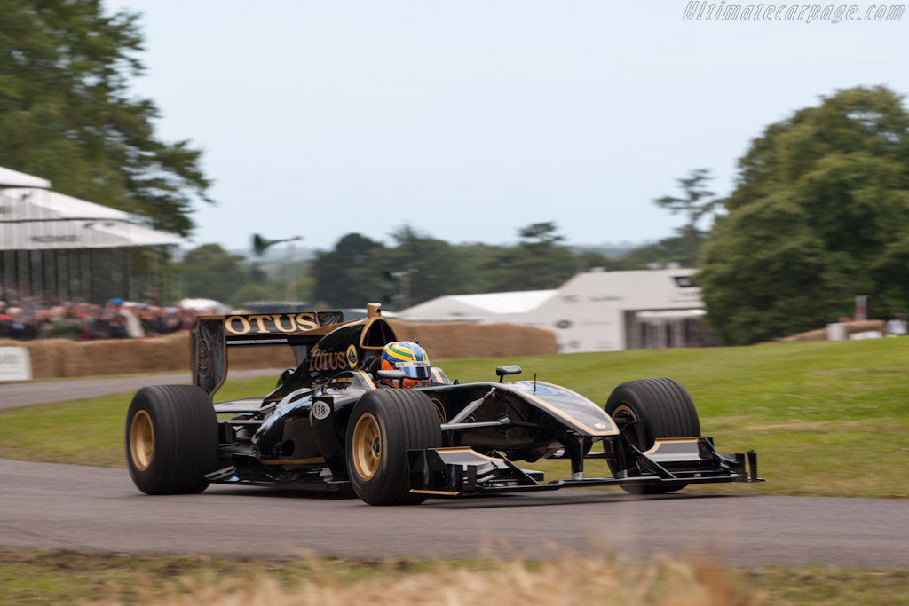 Lotus T125 Cosworth 2012 Goodwood Festival Of Speed
