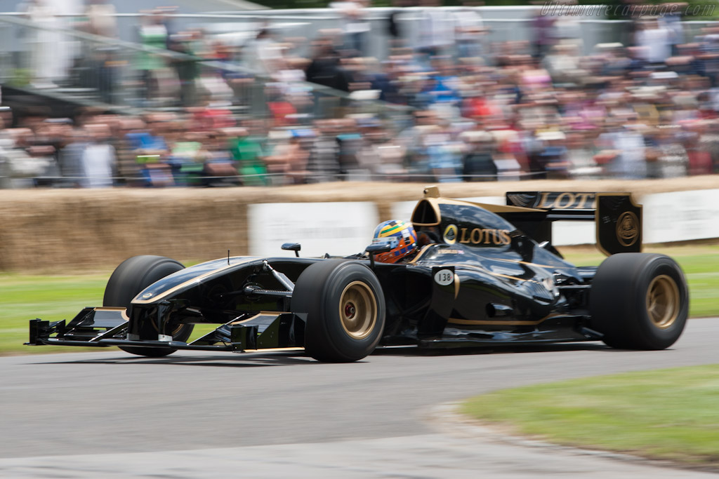 Lotus T125 Cosworth    - 2012 Goodwood Festival of Speed