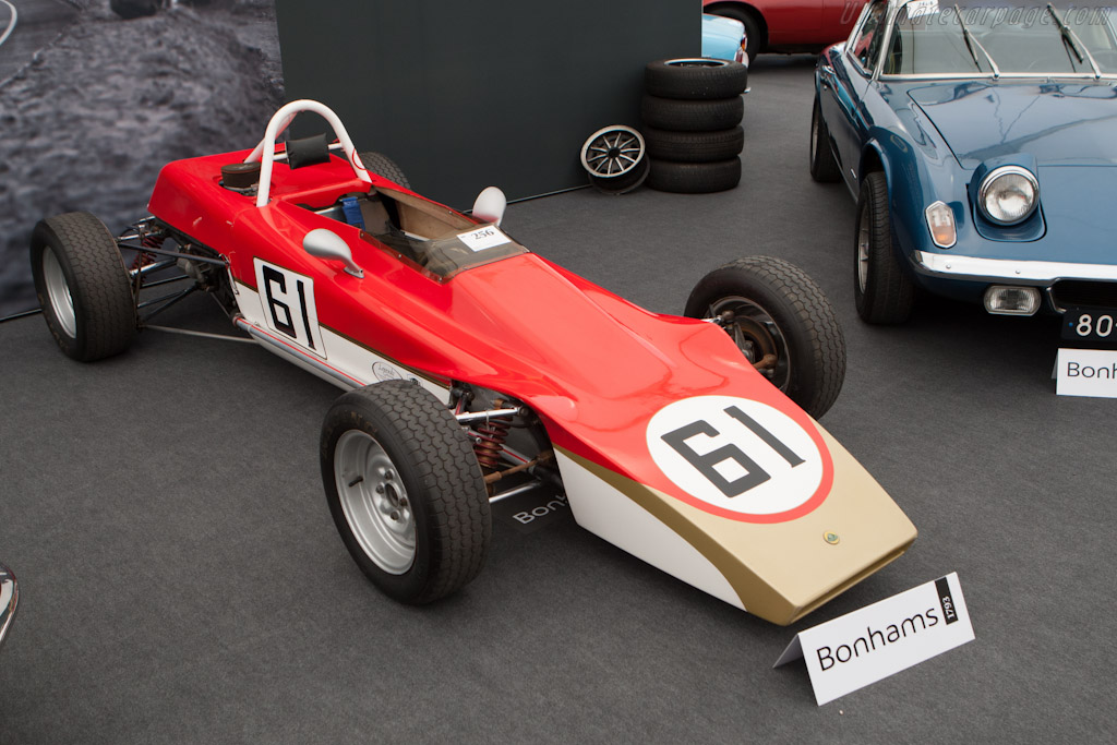 Lotus Type 61 - Chassis: 61MXF3-219   - 2012 Goodwood Festival of Speed