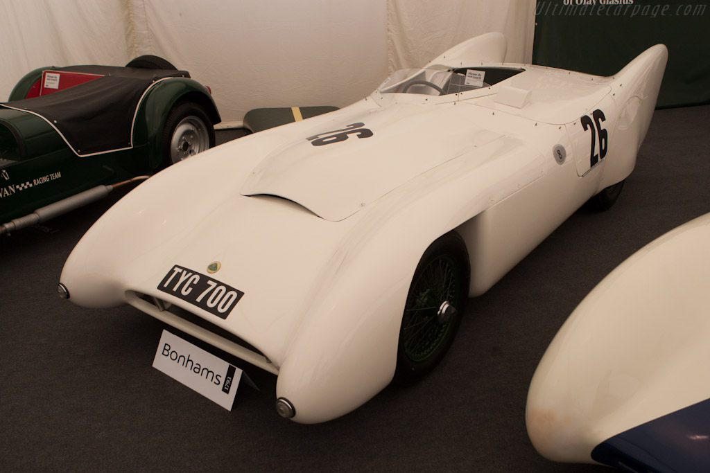 Lotus VIII - Chassis: Mk6/2-1   - 2012 Goodwood Festival of Speed