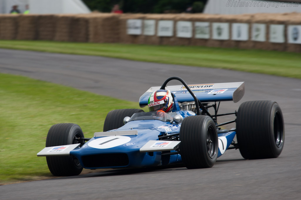 March 701 Cosworth - Chassis: 701/2   - 2012 Goodwood Festival of Speed