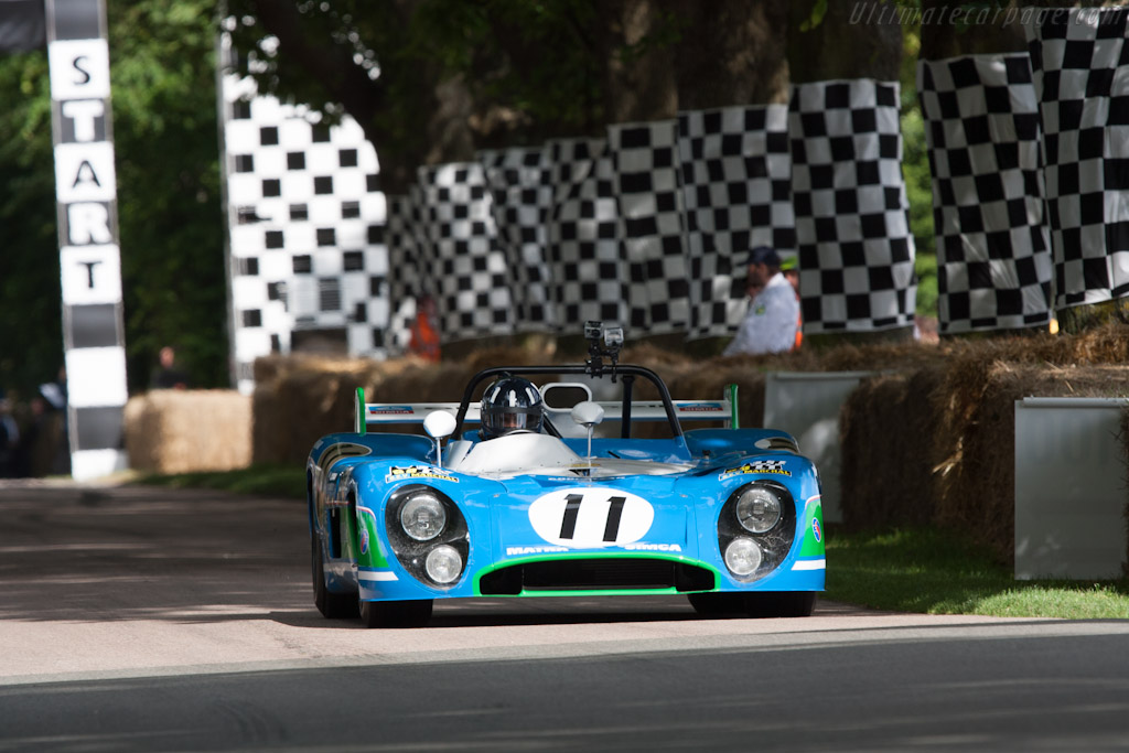 Matra MS670B - Chassis: MS670B-02   - 2012 Goodwood Festival of Speed