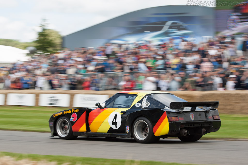 Mazda RX-7 Cosworth    - 2012 Goodwood Festival of Speed