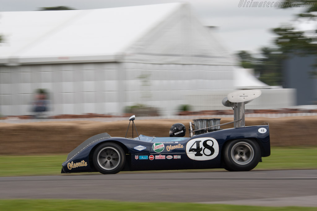 McLaren M6B 'McLeagle' Ford - Chassis: 50-10   - 2012 Goodwood Festival of Speed