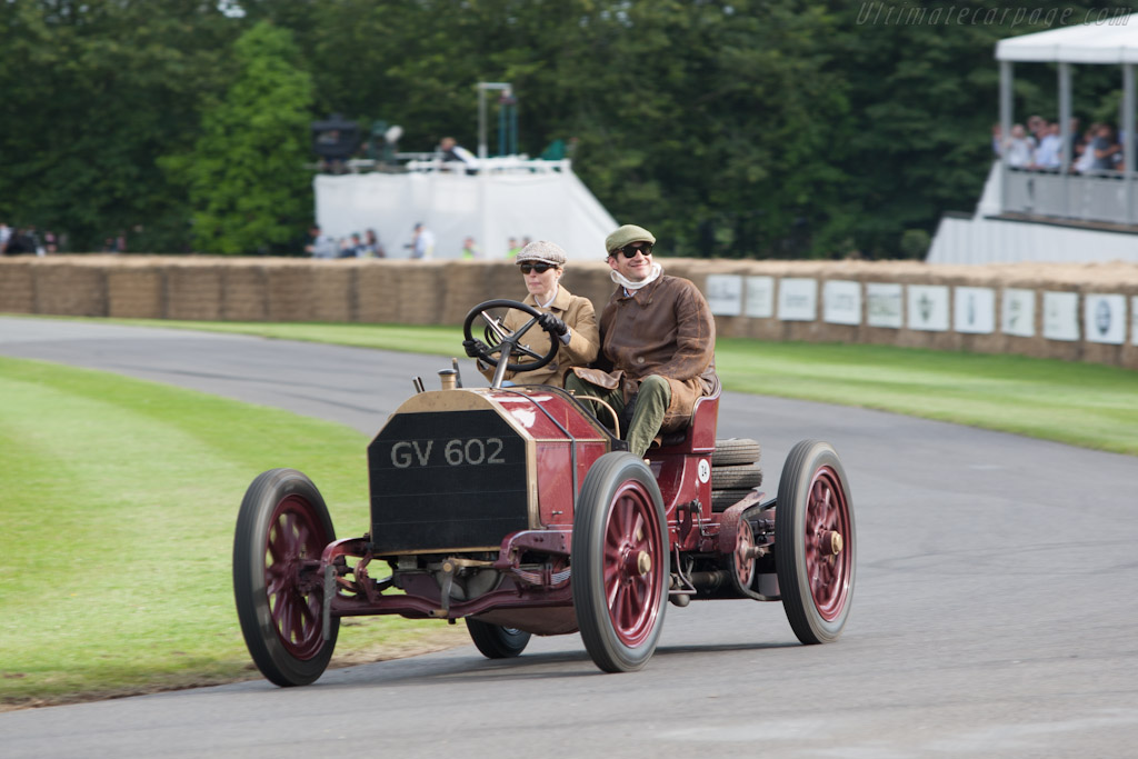 Mercedes 60hp    - 2012 Goodwood Festival of Speed