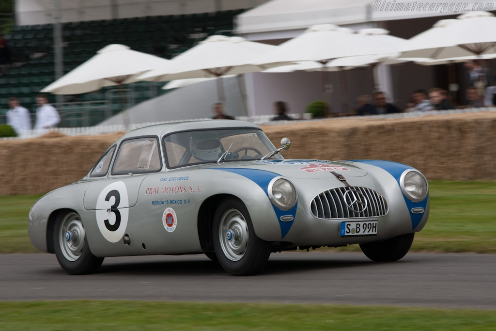 Mercedes-Benz 300 SL Competition Coupe - Chassis: 000 05/52  - 2012 Goodwood Festival of Speed