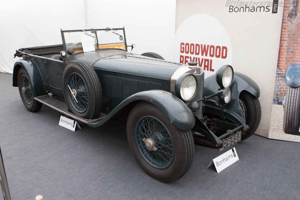 Mercedes-Benz 680 S Cadogan Tourer - Chassis: 35906   - 2012 Goodwood Festival of Speed