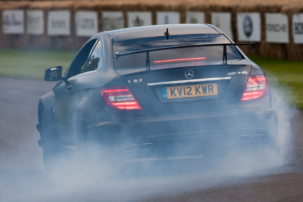 Mercedes-Benz C 63 AMG Coupe Black Series    - 2012 Goodwood Festival of Speed