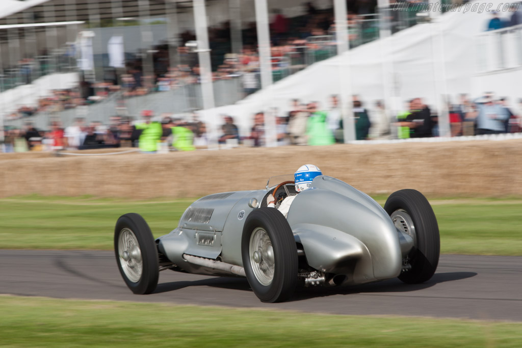 Mercedes-Benz W125 - Chassis: 166369   - 2012 Goodwood Festival of Speed