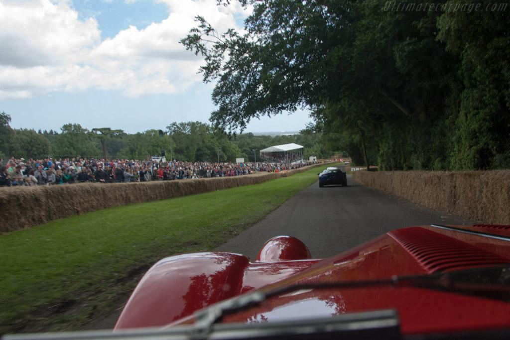 Michelin Supercar Run    - 2012 Goodwood Festival of Speed
