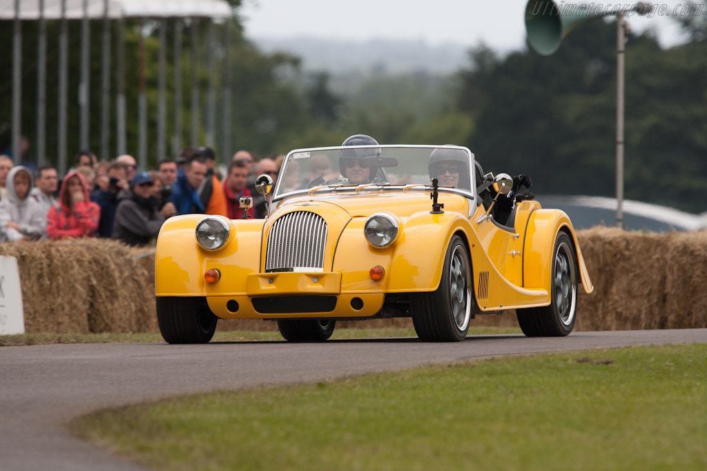 Morgan Plus-E    - 2012 Goodwood Festival of Speed