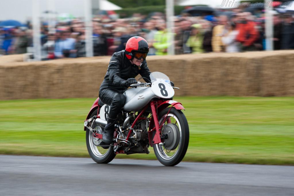 Moto Guzzi    - 2012 Goodwood Festival of Speed